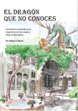 libro solidario el dragón que no conoces