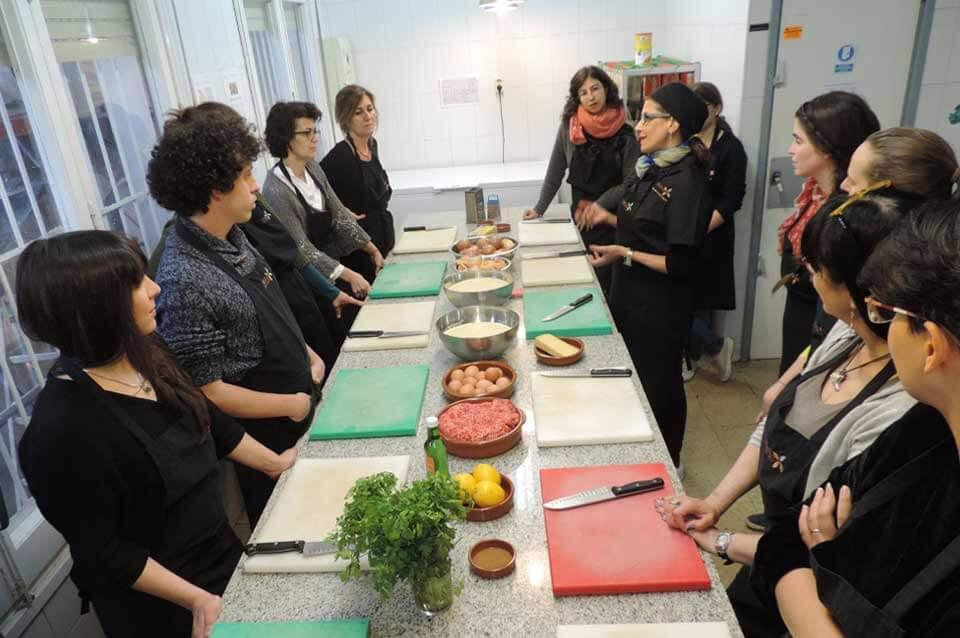 Clase de Cocina Iraní