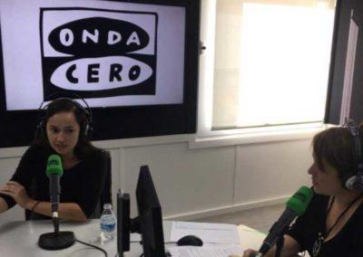 Entrevista para Radio Onda Cero