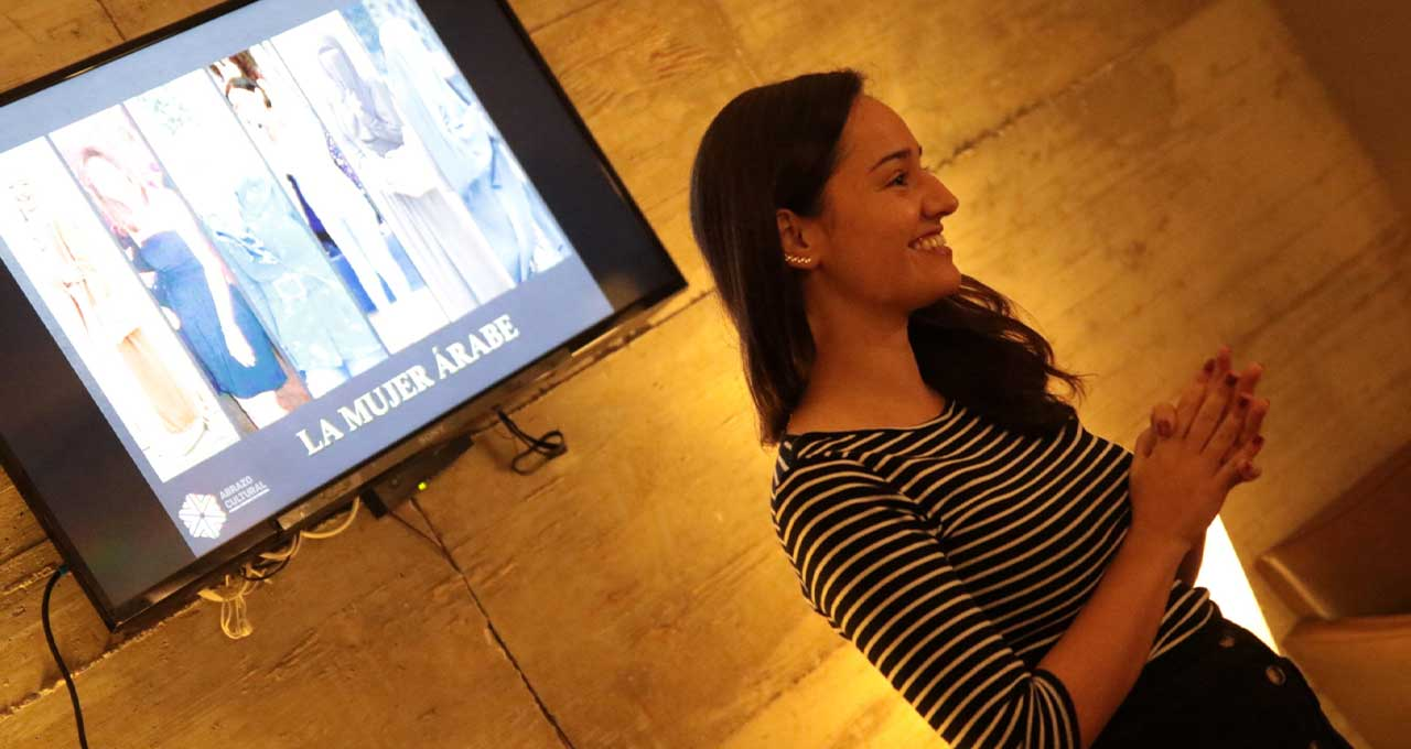Helena Lopes fundadora de Abrazo Cultural