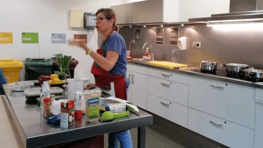 clases de cocina palestina que promueven la interculturalidad