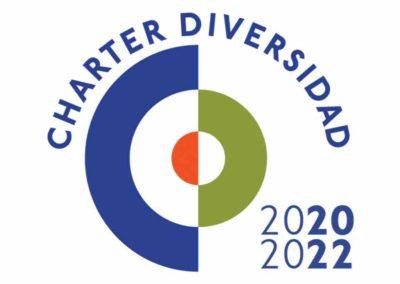 Adherimos al charter de la diversidad