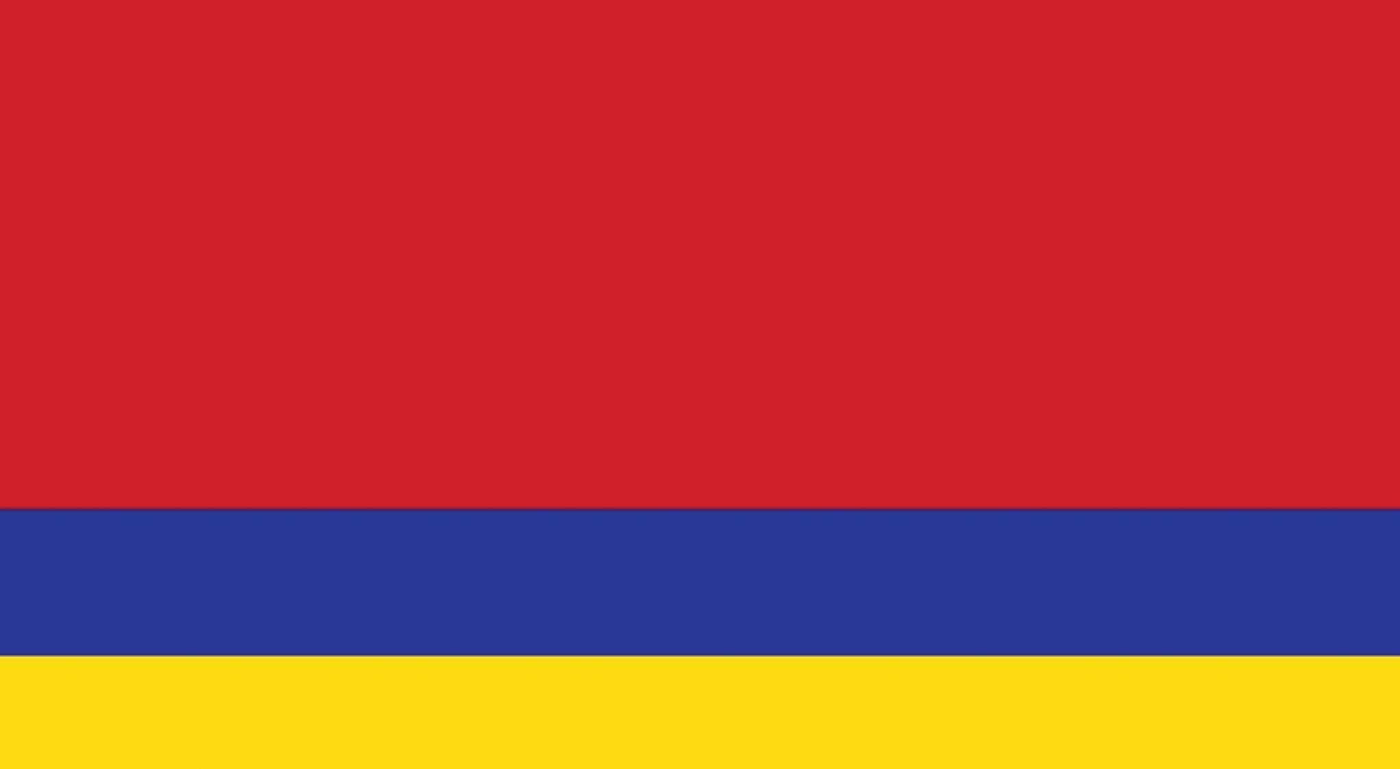 Cabecera con la bandera de Colombia