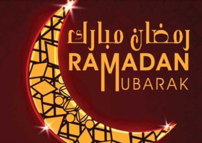Inicio del Ramadán