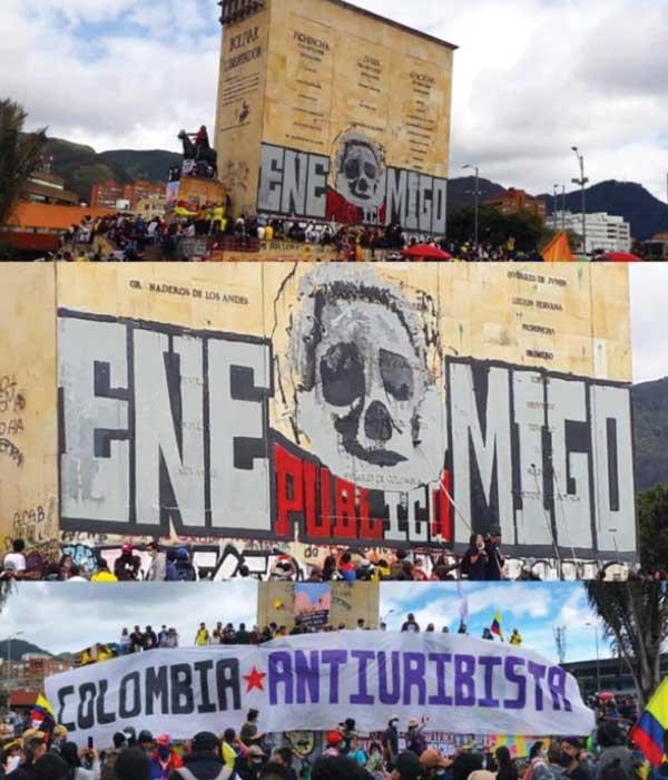 Manifestaciones del pueblo