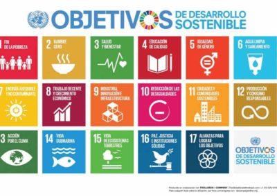 'No dejar a nadie atrás': Objetivos de desarrollo sostenible