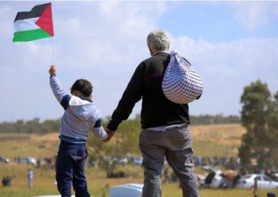¿Qué está pasando en Palestina?