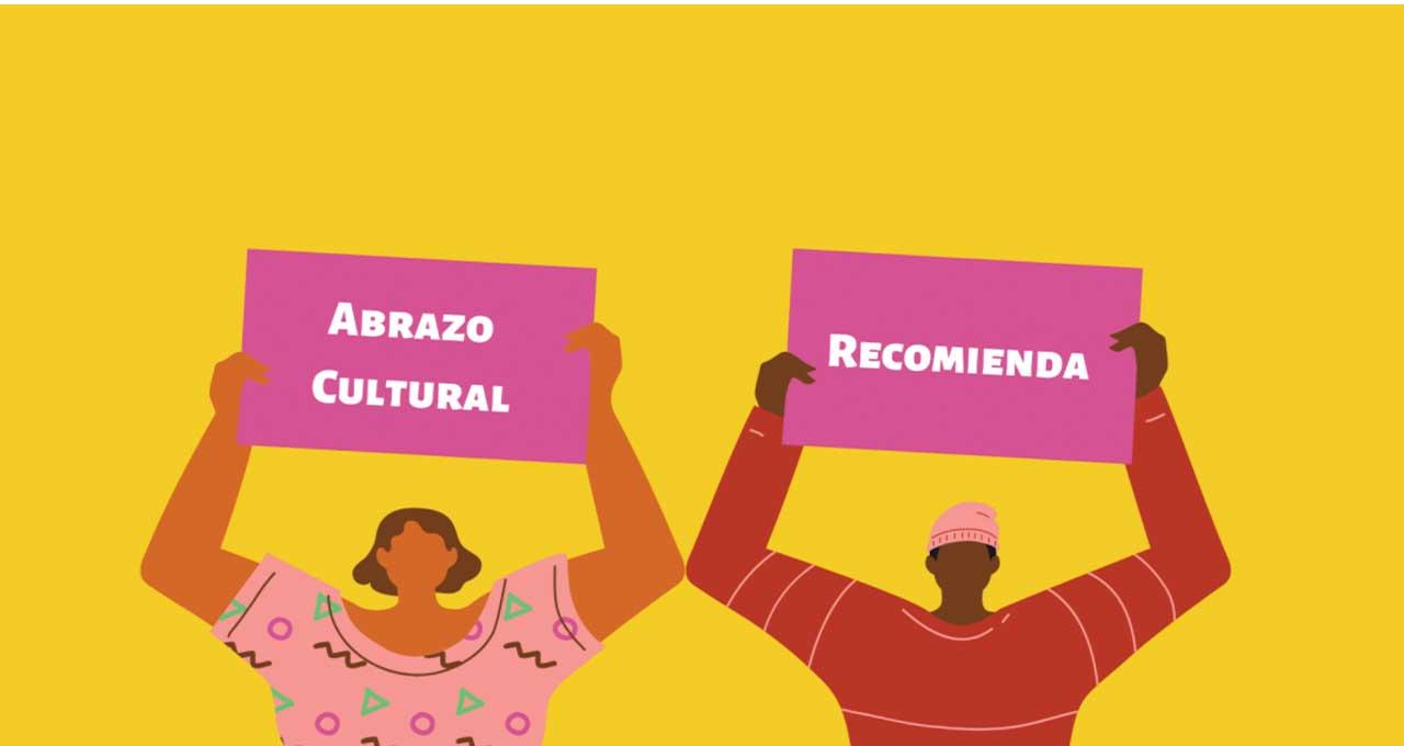 Cabecera artículo recomendaciones por Abrazo Cultural