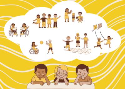 Enseñar la diversidad a los niños