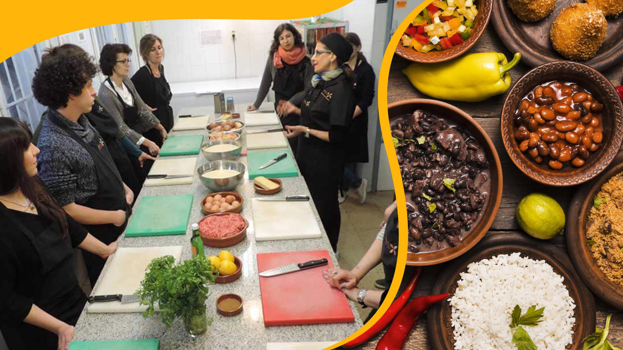 Taller de cocina brasileña